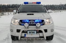 Toyota Hilux - Straż Pożarna