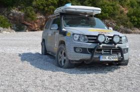 Gabło Adventure Team - Bałkany 2013