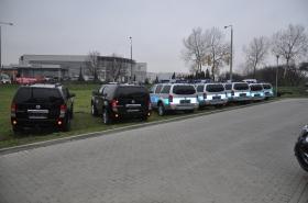Nissan Pathfinder dla policji