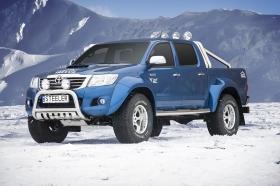 STEELER oficjalnym dystrybutorem Arctic Trucks w Polsce!